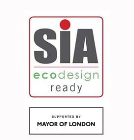 SIA logo ecodesign ready