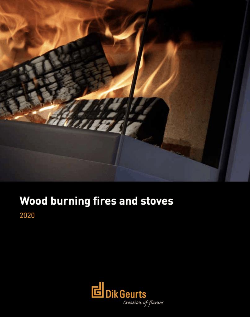Dru Stoves Wood Stove Brochure wood stoves freestanding cast iron (DRU)