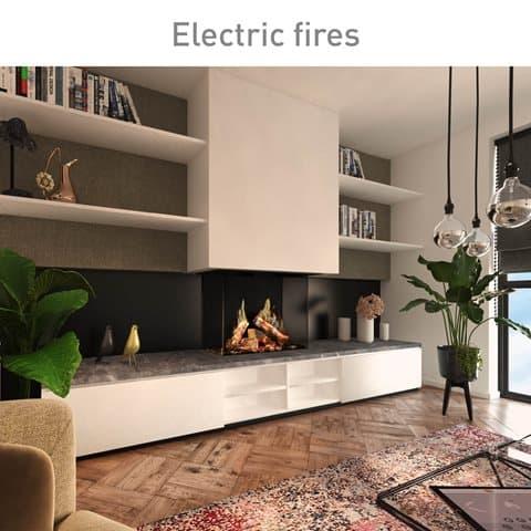 dru electric stove