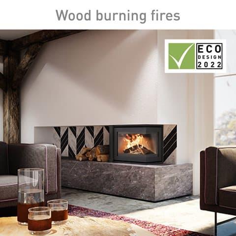 dru wood burning stove